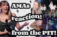 i went to the AMAs! (seeing Taylor Swift from the pit!)