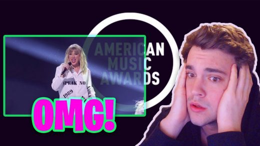 Taylor-Swift-2019-AMAS-SHE-REALLY-DID-THAT-REACTION